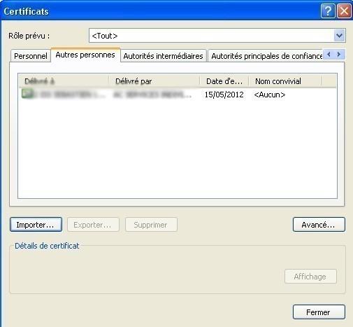 ajouter un certificat sous internet explorer 8 0 10