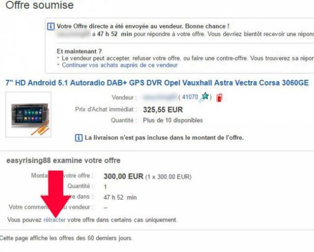 annuler offre directe ebay 4