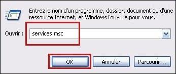aucun reseau sans fil wifi detecte sur xp 1