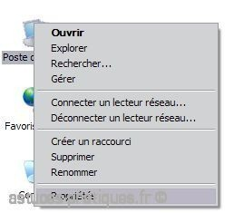 Augmenter la mémoire virtuelle sur windows xp
