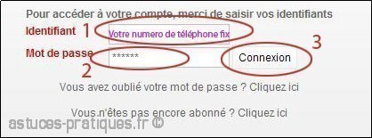 changer l email de contact free 1