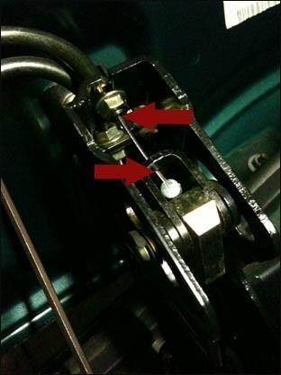 changer le cable de verrouillage du toit de 206 cc 8