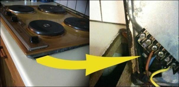 changer ou installer une plaque induction monophasé 230-240V
