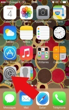 comment activer les emoticones sur iphone ios7 1