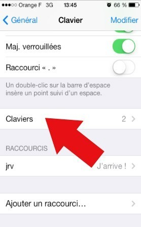 comment activer les emoticones sur iphone ios7 4