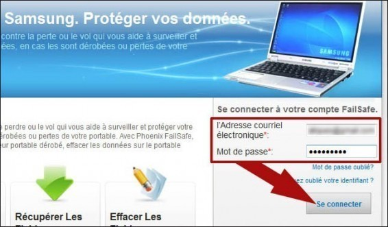 comment desinstaller failsafe 6
