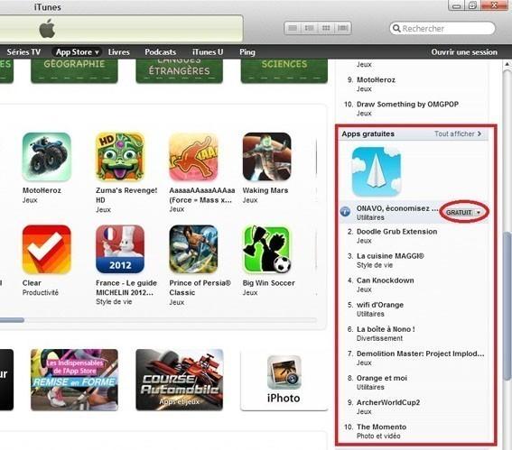 creer un compte iTunes sans carte bancaire 1