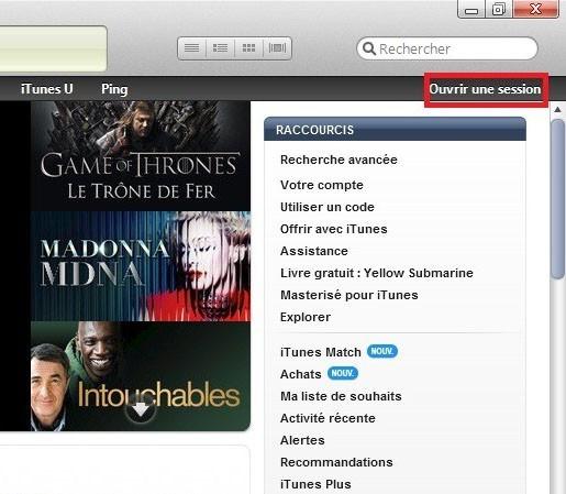 creer un compte iTunes sans carte bancaire 8