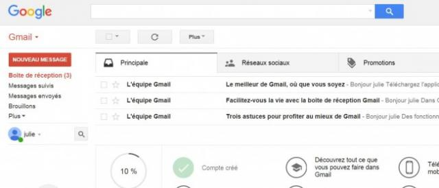 creer une boite mail gmail google 6