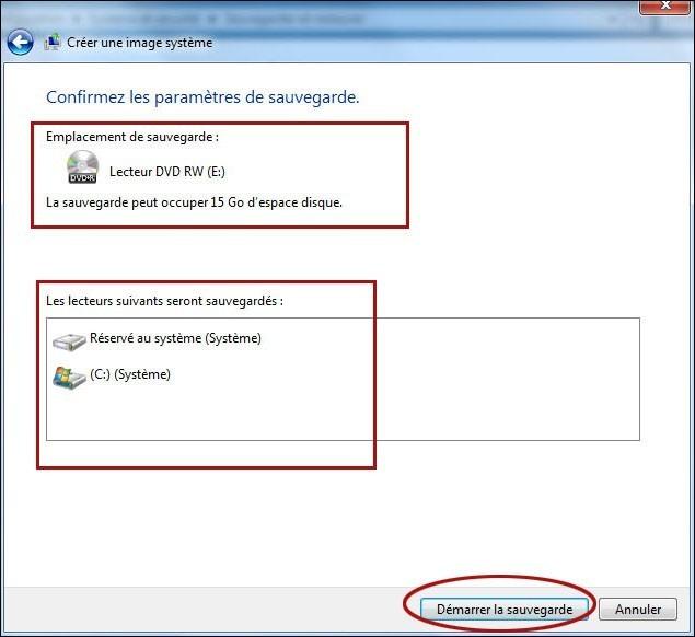 creer une image systeme de windows 7 4