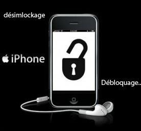 debloquer iphone avec itunes 0