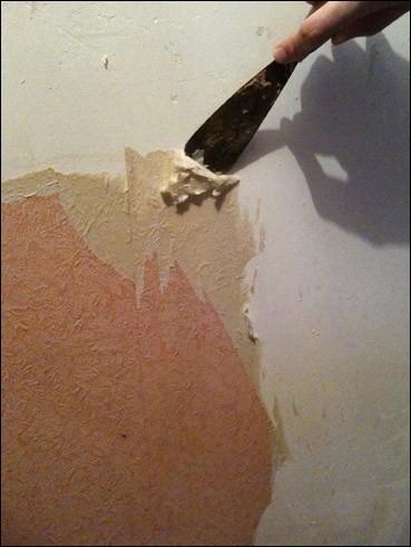 Decoller de la tapisserie facilement for Poser de la tapisserie
