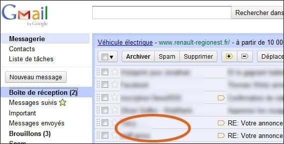 degrouper les mails dans gmail 3