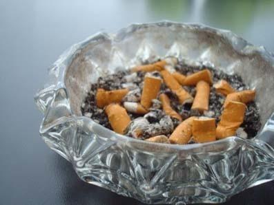 Eliminer les odeurs de tabac