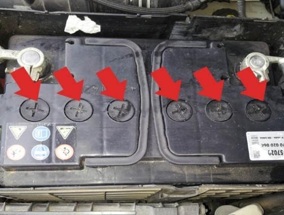 entretien de batterie voiture 1