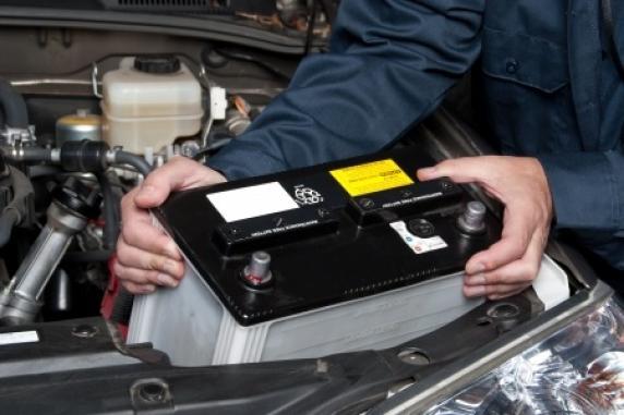 Entretien de batterie voiture