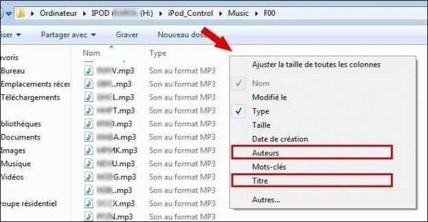 extraire la musique d un ipod shuffle 2 sans itunes 5