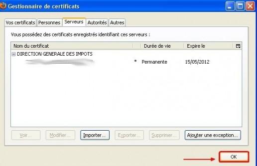 firefox ajouter un certificat web 4