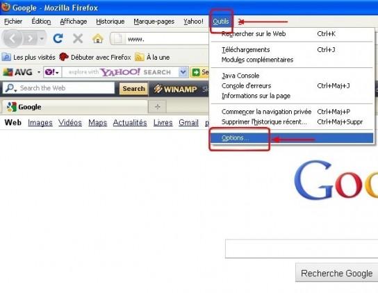 Firefox ajouter un certificat Web