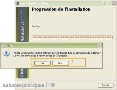 installation de l ancienne version avast antivirus 6
