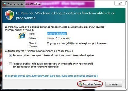 installer et regarder la web tv d orange 5