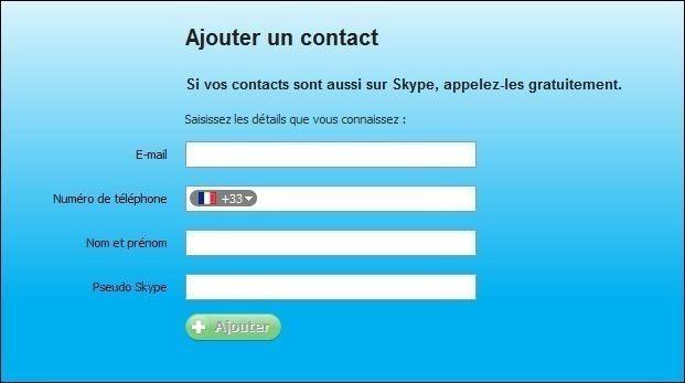 installer et utiliser skype 4