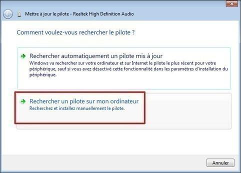 installer les drivers son pour asus a6ja sur windows 7 seven 3