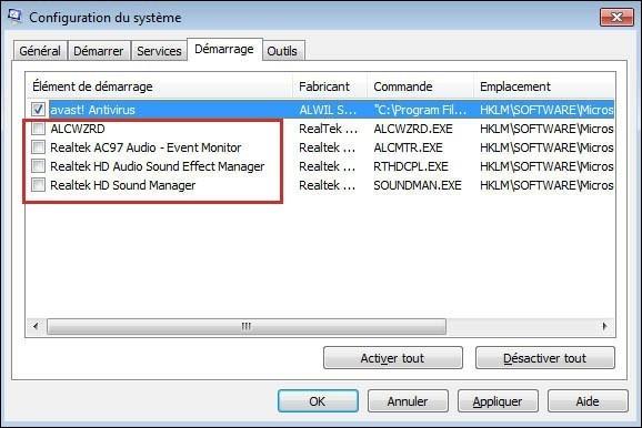 installer les drivers son pour asus a6ja sur windows 7 seven 8