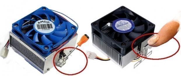 installer un processeur amd phenom 2 et son ventilateur 1