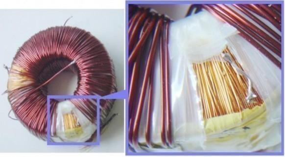 la saturation magnetique sur un transformateur 1