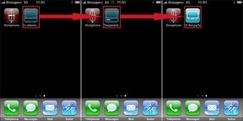 la tv sur iphone avec bouygues 2