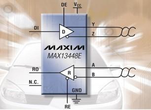 Liaison et interface RS485