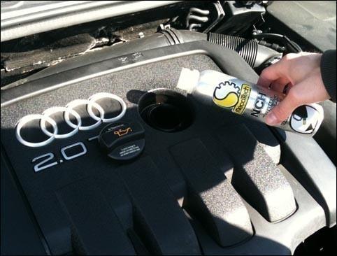 nettoyer le circuit d huile moteur diesel 1