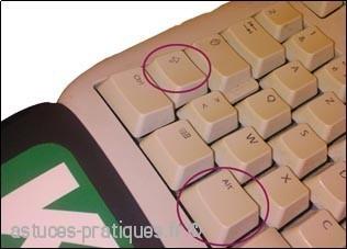 passer son clavier de azerty a qwerty 0