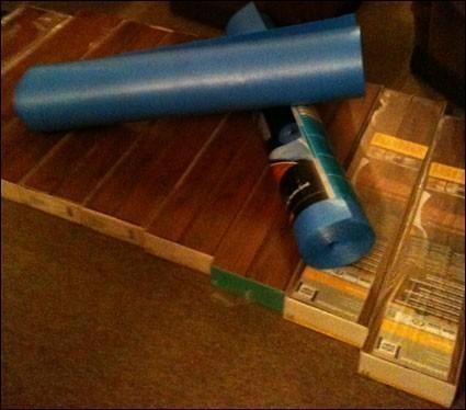 Pose de parquet flottant : la préparation