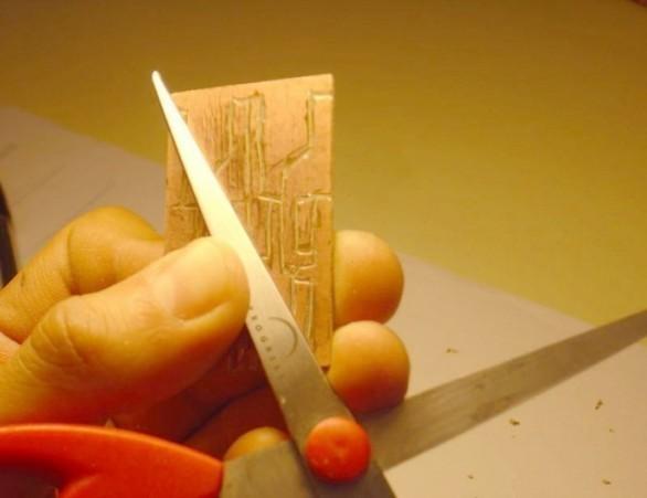 realisation circuit imprime electronique sans insoleuse ni graveuse 6