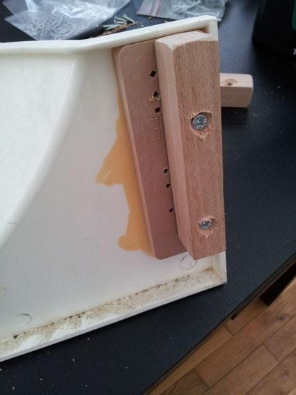 reparer un cache vasque 2