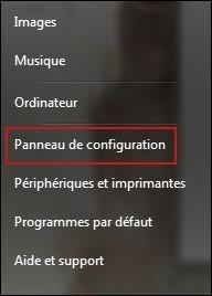 résoudre vos problèmes automatiquement Windows Seven