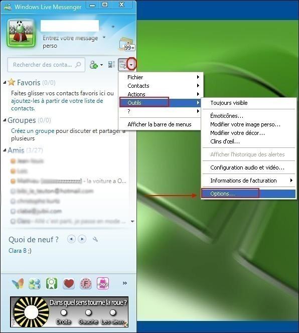 Sécuriser l'accès à vos comptes Windows Live