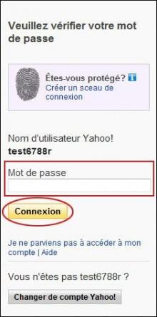 Supprimer sa boîte Yahoo Mail