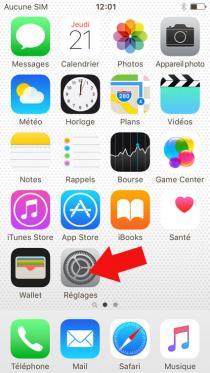 supprimer un iphone de icloud 5