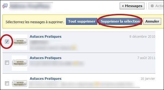 supprimer un message dans une conversation facebook 3