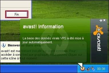telecharger et installer l antivirus avast 8