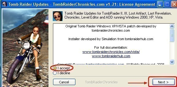 tomb raider patch multi pour windows xp 6