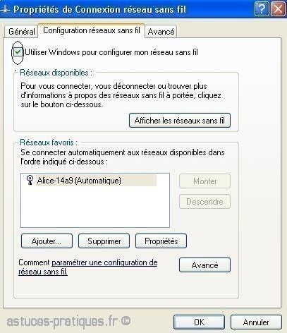 windows ne veut plus detecter les reseaux wifi 2