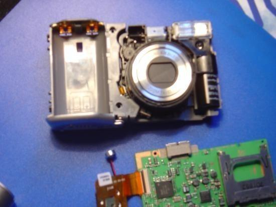 zoom bloque sur appareil photo numerique 11