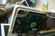 Récupérer un disque dur de Mac ibook