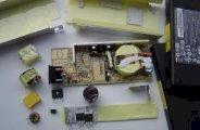 Chargeur de PC portable 19V 90W : composants