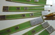 Fusible sur carte électronique
