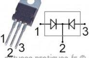 La diode: Mise en parallèle
